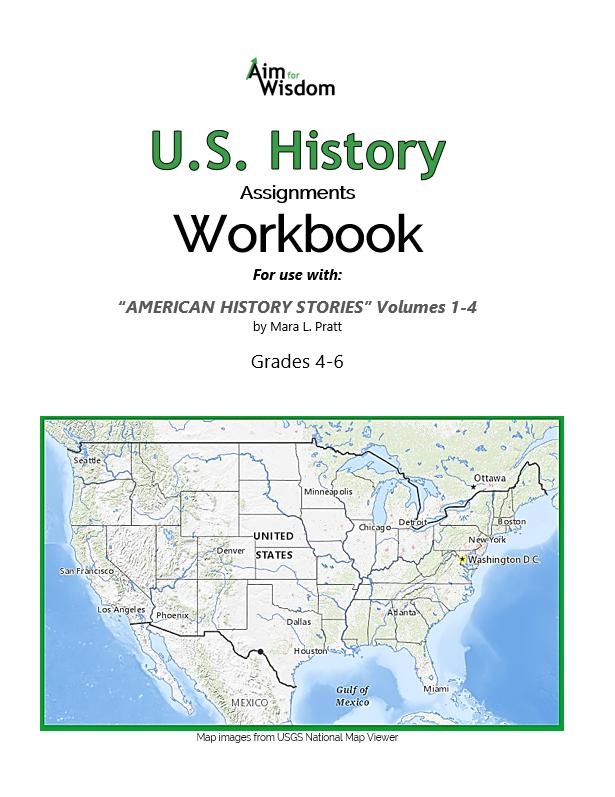 AmericanHistoryStoriesTitlePage