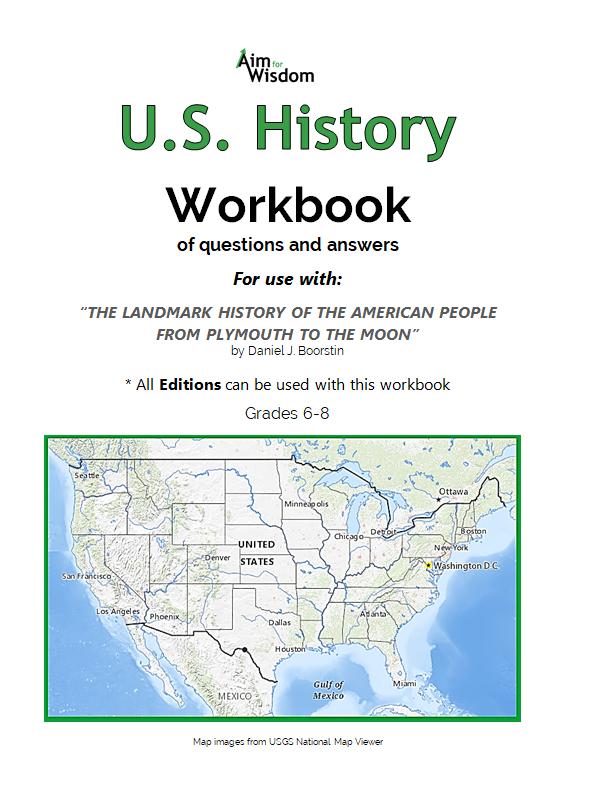 LandmarkWorkbookTitlePageB